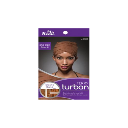 terry turban multi color, Mr Rémi