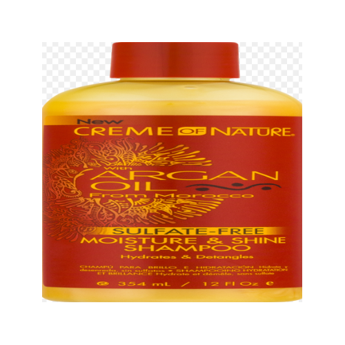 Creme Of Nature Argan Oil Moist & Shine Shampoo 12oz (340g)
