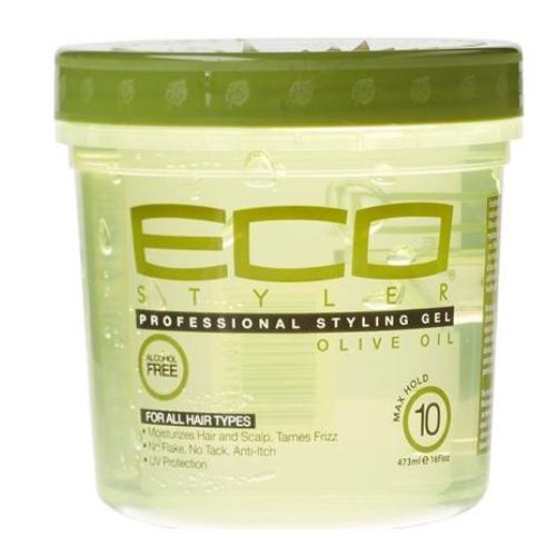 EcoStyler : Olive Oil Gel 8oz (235ml)