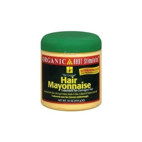 Organic après shampooing Hair Mayonnaise 454g