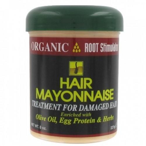Organic après shampooing Hair Mayonnaise 227gr