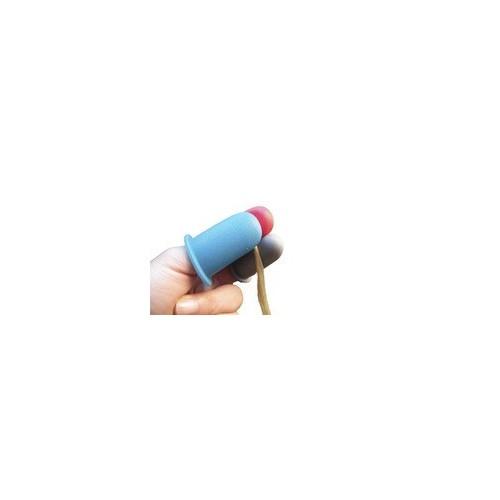 Protecteur de doigt  silicone 3 pcs