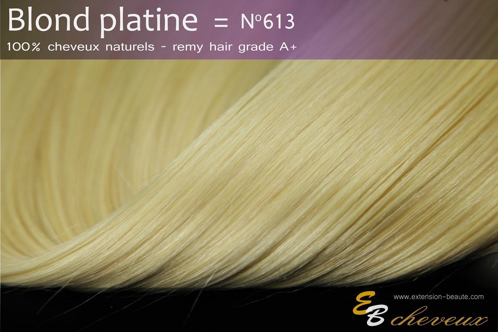 Blond platine N°613