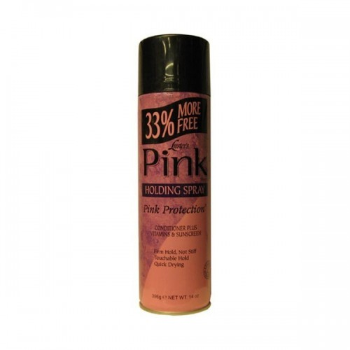 Pink laque fixante afro 396g