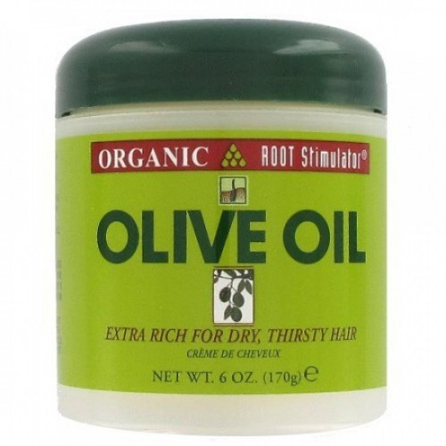Crème de coiffage à l'Huile d'Olive 170gr