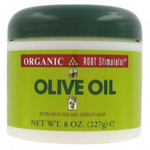 Crème de coiffage à l'Huile d'Olive 227gr